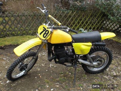 1978 Suzuki Rm 250 1978 Suzuki Rm 250 Year 78 Motocross