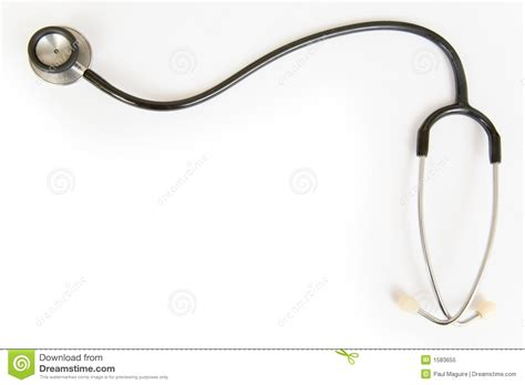 stethoscope template stethoscope isolated royalty free stock photo image 1583655
