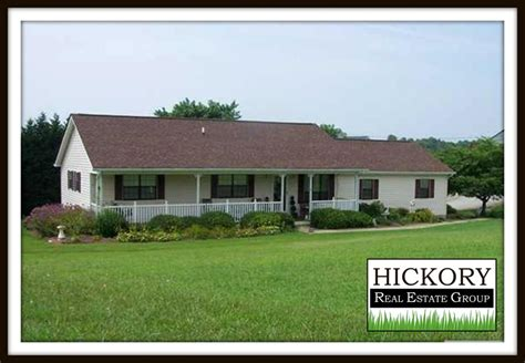 hickory nc home for sale on almost 2 acres at 6225 w
