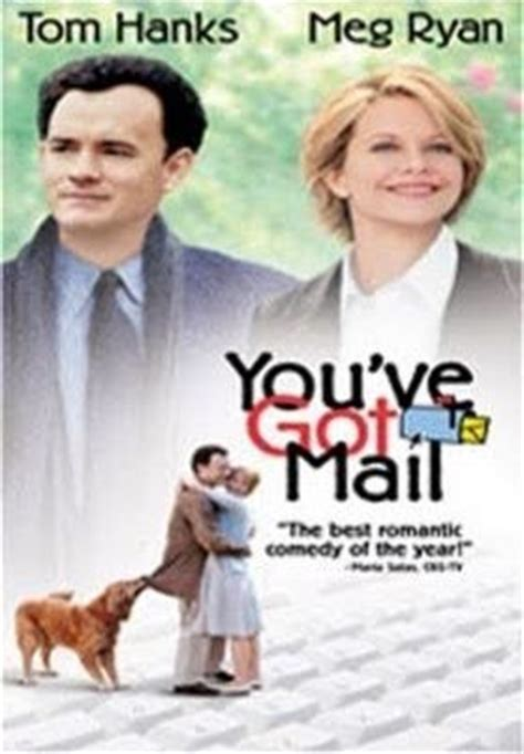 Youve Got Mail 1998 Film You Ve Got Mail Movies Tv On Google Play