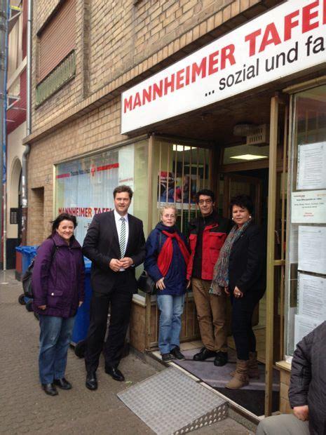 tafel mannheim cdu neckarstadt besucht mit ob kandidat rosenberger