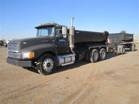 ford ltl 9000 dump truck 1992 ford ltl 9000 t a transfer dump truck