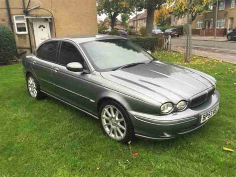 jaguar country jaguar 2004 x type sport 2 0 d grey fully loaded cheapest