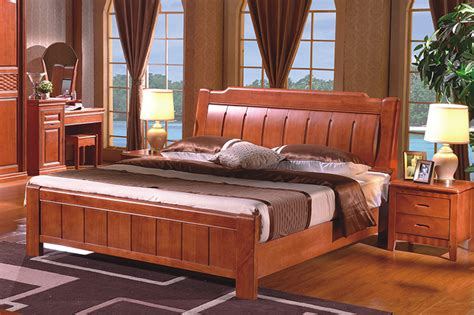 high quality china guangdong furniture solid wood frame