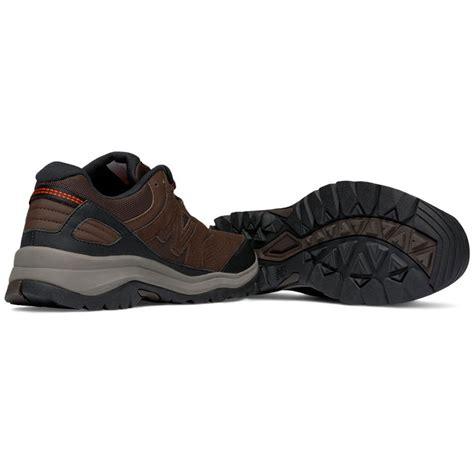 new balance mw769br mens brown cushioned walking hiking