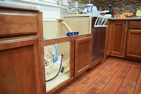 How To Install An Apron Kitchen Sink Kitchen Remodel Reveal How To Install A Kitchen Cabinet And Apron Front Sink How To Replace