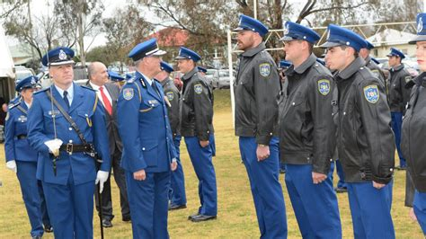 regional college s new recruits photos daily liberal