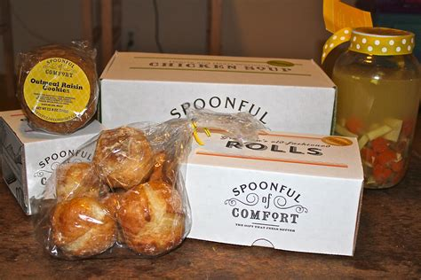 Spoonful Of Comfort by Spoonful Of Comfort Gift Baskets Livin The