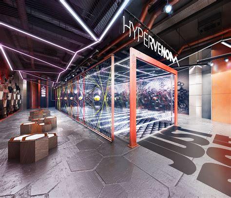 nike hypervenom store  behance sportswear store nike