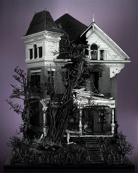 lego haunted house lego haunted houses