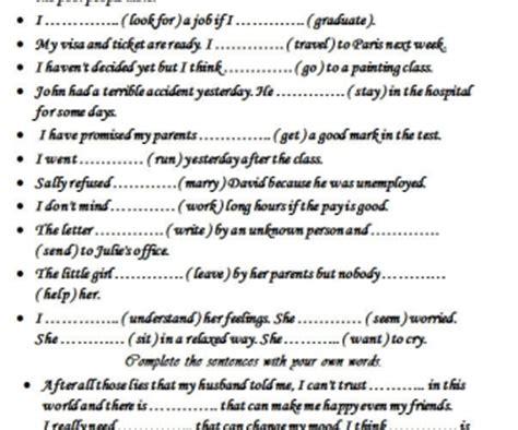 verb pattern wiki free worksheets 187 pattern verb exercises free math