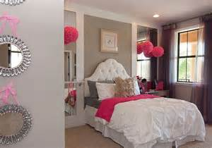 Girly Curtains Ideas Girly Pink Room Girly Room Pink Home Bed Design Interior Bedroom Ideas