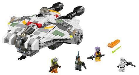 wars rebels lego lego wars rebels the ghost 75053 press release