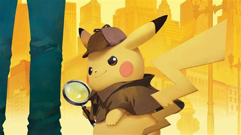pokemon pikachu game detective pikachu is the best pok 233 mon game in years polygon