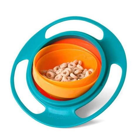 spill proof bowl spill proof gyro bowl grab my gear