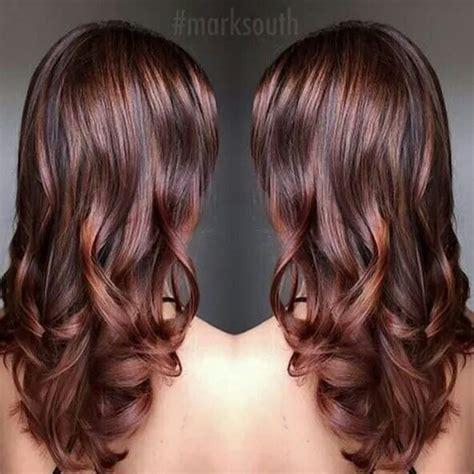 cinnamon hair color beautiful cinnamon brown hair color look book