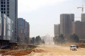 abandoned cities in china china s ghost cities strange unexplained mysteries