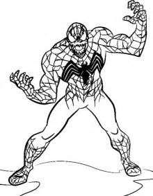 venom coloring pages vs venom coloring pages az coloring pages