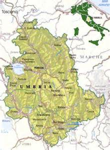 Perugia Italy Map by Umbria Italy Map Images