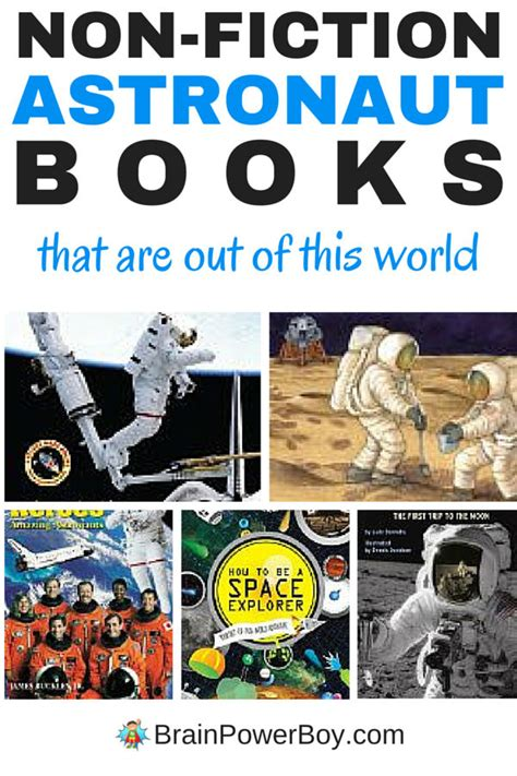 12 best images about non fiction books in my growing non fiction astronaut books that are out of this world