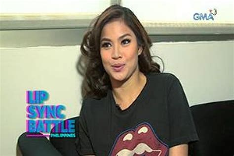 philippines in sync louise delos reyes pre show lip sync battle