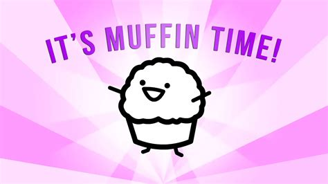 it s it s muffin time by kinis on deviantart