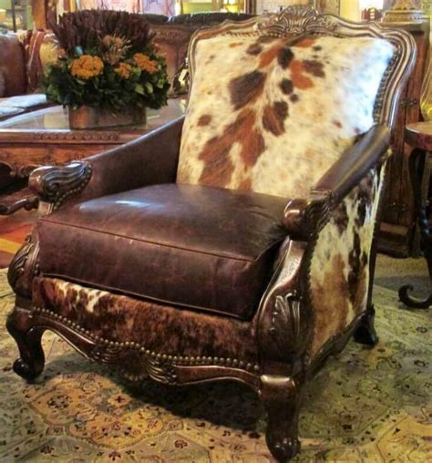 Faux Cowhide Furniture - interesting cowhide chairs another world walsall home