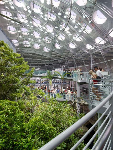 living arc green roofs renzo piano s california academy of sciences buildipedia