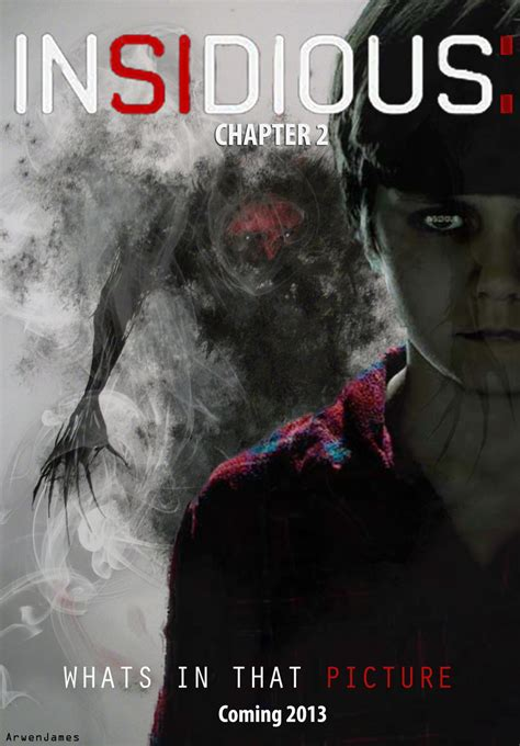 about film insidious chapter 2 insidious chapter 2 movie poster by arwenjames on
