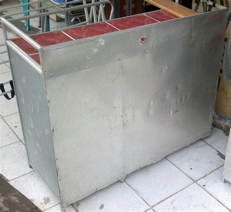 Meja Kompor Keramik Superrr 3 Pintu jual meja kompor 3 pintu rak piring dapur model rata