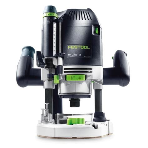 Festool Of 2200 Eb Set Gb 240v 574395 Powerpoint Northern Ltd Festool Router Template Guide