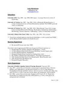 Rn Resume Sles by Disney Nursing Resume Sales Nursing Lewesmr