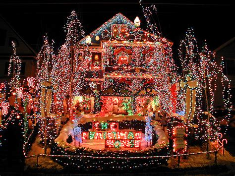 over the top christmas decorations pictures photos and