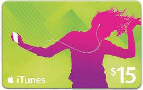 Register Itunes Gift Card - free 15 itunes gift card i crave freebies