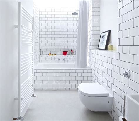 Small White Bathroom Tiles by The Ten Best Tiles For Small Bathroom Spaces Porcelain