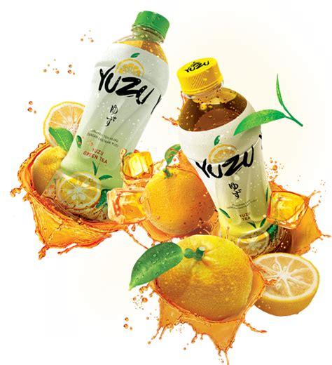 Teh Yuzu cara mendapatkan minuman segar dari buah citrus alami