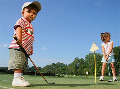 golf swing for kids kids golf games education article
