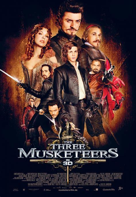 Three Musketeer six new three musketeers posters filmofilia