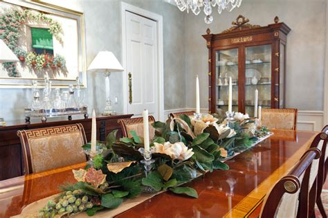 Dining Room Arrangement Pictures Floral Arrangements For Dining Room Table Of Exemplary