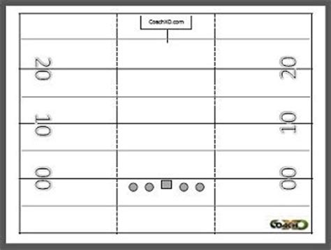 Football Scout Card Template 10 best images about football on football