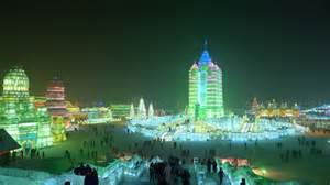 Ice City by News Dumper Ice City In China