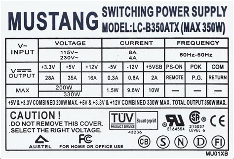 how to find the voltage rating of a capacitor basic computer operation tutorial more on power supplies