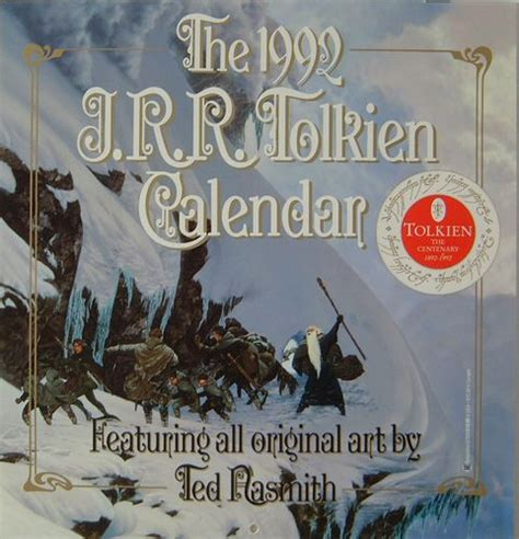middle the family years 1969 1999 books the compleat gyde to tolkien calendars