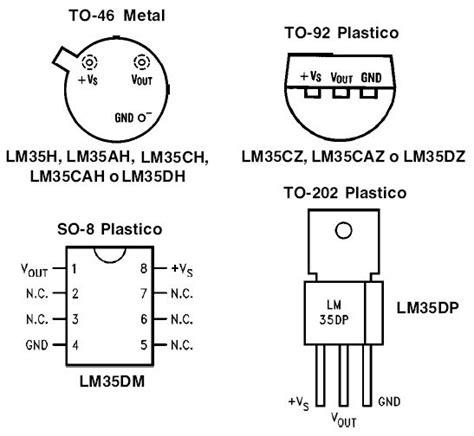 Lm35 Lm 35 Lm35dz Temperature Sensor To92 At75 Berkualitas sensor de temperatura lm35 bebedoreletronicopreojeto