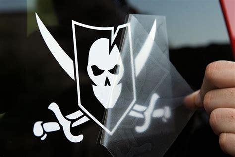 Stiekr Jupyter Vinyl Cut its logo die cut vinyl stickers its tactical store