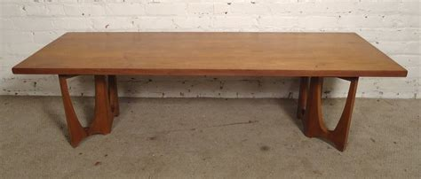 Broyhill Brasilia Coffee Table Brasilia By Broyhill Mid Century Coffee Table For Sale At 1stdibs