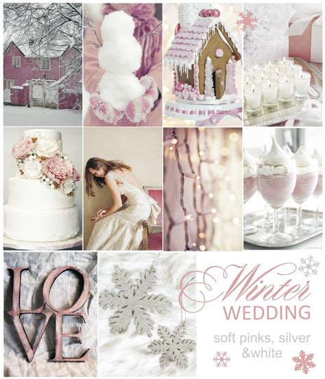 winter wedding colors schemes to inspire thrill