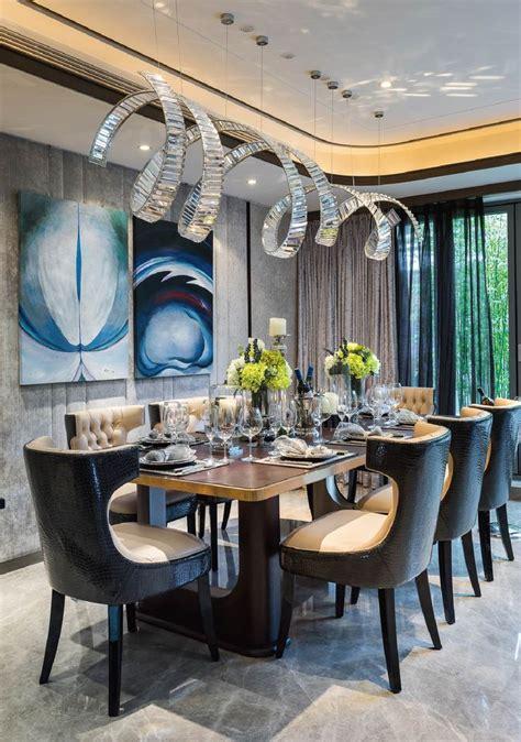 formal esszimmermã bel pi 232 ces 224 vivre de luxe une salle 224 manger avec un aspect
