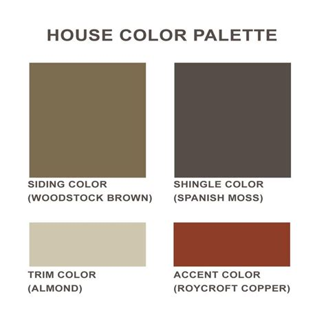 exterior paint color schemes exterior color 187 washington heights 1916 bungalow new house