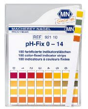 Ph Paper Mn Germany 0 14 ph test strips ph fix test strips from mn